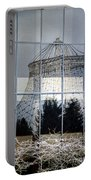Reflections Of Riverfront Park Portable Battery Charger