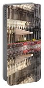Reflections Of Saint Mark's Square -day Portable Battery Charger