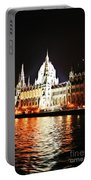 Reflections Of The Danube Portable Battery Charger