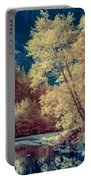 Reflections On Bull Creek Portable Battery Charger