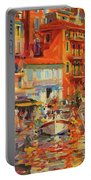 Reflections - Villefranche Portable Battery Charger