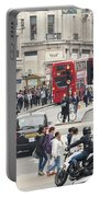 Regent Street London Portable Battery Charger