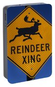 Reindeer Xing Portable Battery Charger