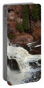 Relaxing Autumn Falls Portable Battery Charger