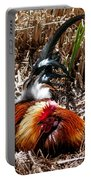 Relaxing Rooster Portable Battery Charger