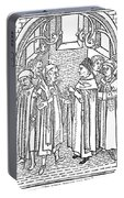 Religious Argument, 1477 Portable Battery Charger