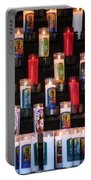 Religious Candles Portable Battery Charger