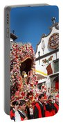 Religious Festival In Azores Portable Battery Charger