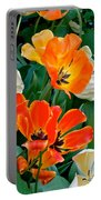 Rembrant's Garden Portable Battery Charger