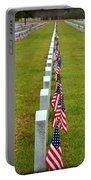 Remembering Veteran's Day Portable Battery Charger