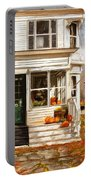 Remembering When- Porches Art Portable Battery Charger