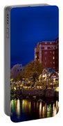Reno At Twilight Portable Battery Charger