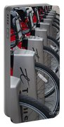 Rental Bikes Portable Battery Charger