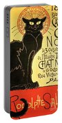 Reopening Of The Chat Noir Cabaret Portable Battery Charger