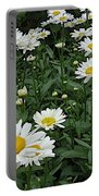 Requested Daisies Portable Battery Charger