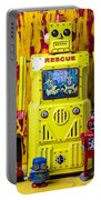 Rescue Robot Portable Battery Charger