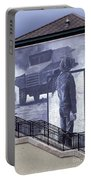 Derry Mural Resistance Portable Battery Charger