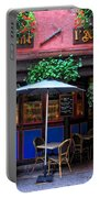 Restaurant L'arbalete Portable Battery Charger