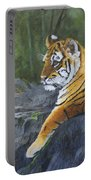 Resting Place - Tiger Cub Portable Battery Charger