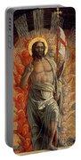 Resurrection Portable Battery Charger by Andrea Mantegna