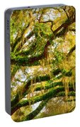 Resurrection Fern Portable Battery Charger