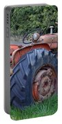 Retired Tractor Portable Battery Charger