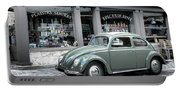 Retro Beetle Portable Battery Charger