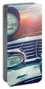 Retro Car Portable Battery Charger