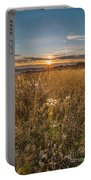 Retzer Autumn Sunset Portable Battery Charger