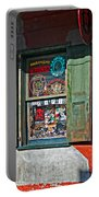 Rev. Zombie's Voodoo Shop Portable Battery Charger