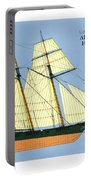 Revenue Cutter Alexander Hamilton Portable Battery Charger