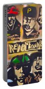 Revolutionary Hip Hop Portable Battery Charger
