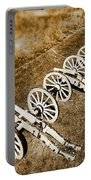 Revolutionary War Cannons Portable Battery Charger