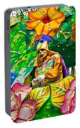 Rex Mardi Gras Parade X Portable Battery Charger