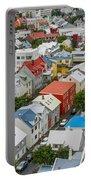 Reykjavik Portable Battery Charger