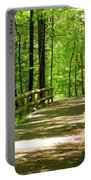 Wooded Path 15 Portable Battery Charger