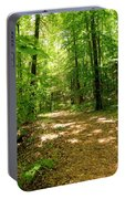 Wooded Path 16 Portable Battery Charger