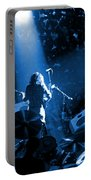 Rg #7 In Blue Portable Battery Charger