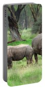 Rhino Family Portable Battery Charger