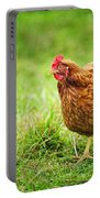 Rhode Island Red Chicken Portable Battery Charger