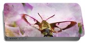 Rhododendron Dreams Portable Battery Charger