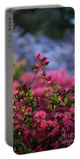 Rhododendron Pink Dream Portable Battery Charger
