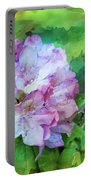Rhododendrum Portable Battery Charger