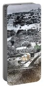 Rhymney Valley Winter 2 Portable Battery Charger