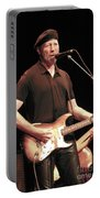 Musician Richard Thompson Portable Battery Charger