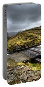 Rickety Bridge On Honiston Pass  Portable Battery Charger