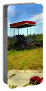 Rideau Vineyards Solvang California Portable Battery Charger