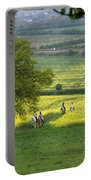 Riding On Chosen Hill Portable Battery Charger