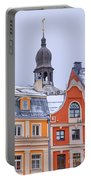Riga Old Town Portable Battery Charger