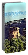Rim Rock Scenic Lookout Portable Battery Charger